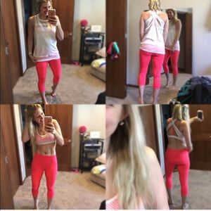 Cute mesh fabletics outfit